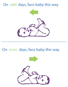 how to make your baby sleep in their crib