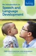Speech and Language Brochure Cover