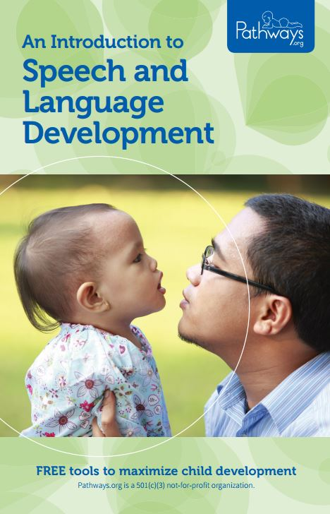 Speech and Language Brochure Icon_English