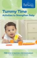 Tummy time Brochure Icon_english