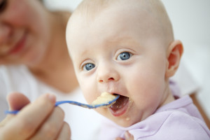 iStock_000014122768Large Baby Spoon Feeding