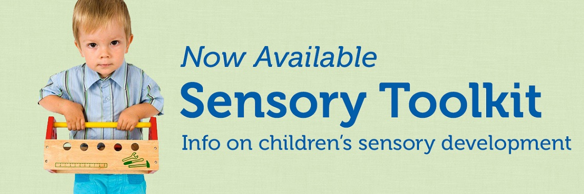 sensory toolkit for sensory integration development