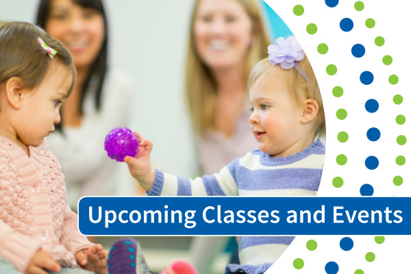 Upcoming Classes and Events