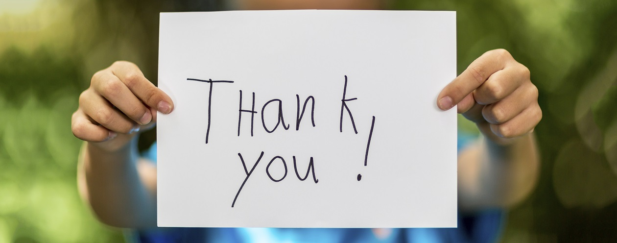 thank you note ideas for mentor