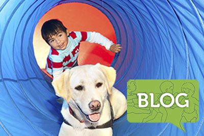 boy_in_tunnel_with_dog_BLOGicon