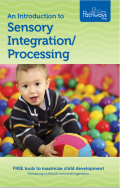Sensory Integration/Processing brochure cover
