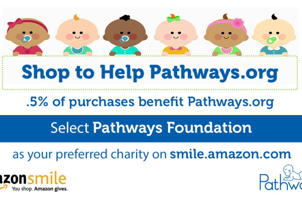 Shop with Amazon Smile to help Pathways.org