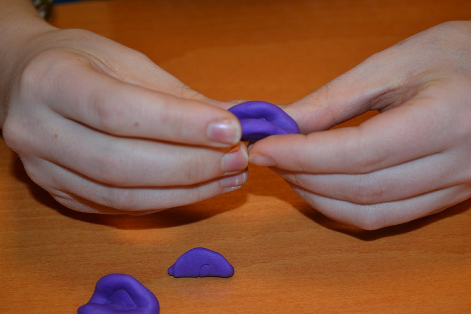 Finger exercises | pinching putty for fine motor skills