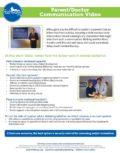 DoctorParentCommunication