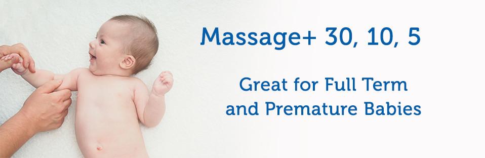 Baby massage banner 2