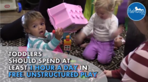 parents guide to structured vs unstructured play
