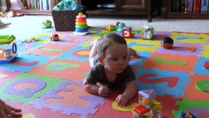 Baby Army Crawl