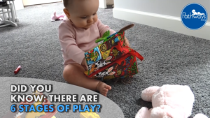 6 stages of play