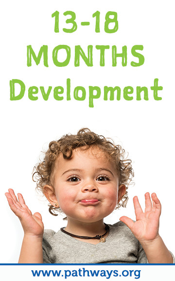 13-18 Months Development