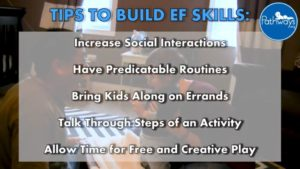 tips to build executive function skills