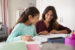 Mother_Helping_Daughter_With_Homework