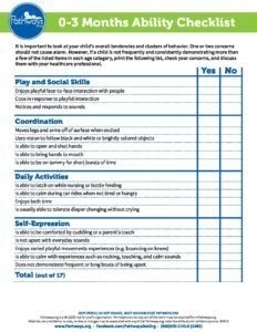 ability checklist